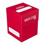 Boites de Rangements Accessoires Pour Cartes Ultimate Guard - Deck Box 100+ - Rouge - Acc