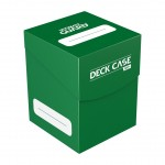 Boites de Rangements Accessoires Pour Cartes Ultimate Guard - Deck Box 100+ - Vert - Acc