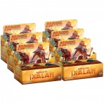 Boites de Boosters Magic the Gathering Rivals Of Ixalan - Carton De 6 Boites De 36 Boosters Magic - (en Anglais)