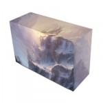 Boites de rangement illustrées Accessoires Pour Cartes Deck Box Double Legion - Veiled Kingdoms : Vast