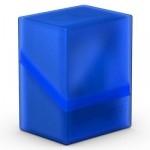 Boites de Rangements Accessoires Pour Cartes Deck Box Ultimate Guard - Boulder 80+ - Bleu/Saphir - Acc