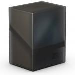 Boites de Rangements Accessoires Pour Cartes Deck Box Ultimate Guard - Boulder 80+ - Noir/Onyx - Acc