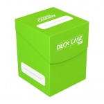 Boites de Rangements Accessoires Pour Cartes Ultimate Guard - Deck Box 100+ - Vert Clair - Acc