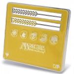 Dés et compteurs Accessoires Pour Cartes Ultra Pro - Life Counter - Abacus - Gold - Magic The Gathering - ACC