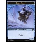 Tokens Magic Accessoires Pour Cartes Token/jeton - Iconic Masters - Djinn Et Moine