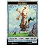 Tokens Magic Accessoires Pour Cartes Token/Jeton Foil - Unstable - Contruct
