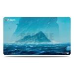 Tapis de Jeu Accessoires Pour Cartes Tapis De Jeu Ultra Pro - Playmat - Unstable - Ile - Bleu - Acc