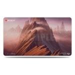 Tapis de Jeu Accessoires Pour Cartes Tapis De Jeu Ultra Pro - Playmat - Unstable - Montagne - Rouge - Acc