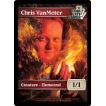Tokens Magic Accessoires Pour Cartes  Token/jeton - ELEMENTAL - Star City Games - (CHRIS VANMETER)