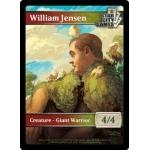 Tokens Magic Accessoires Pour Cartes  Token/jeton - GIANT WARRIOR - Star City Games - (WILLIAM JENSEN)