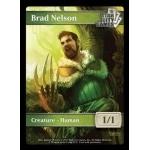 Tokens Magic Accessoires Pour Cartes  Token/jeton - HUMAN - Star City Games - (BRAD NELSON)