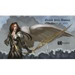 Tapis de Jeu Accessoires Pour Cartes Tapis De Jeu - Playmat Promo - Grand Prix - Boston 2012 - ACC