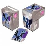Boites de rangement illustrées Accessoires Pour Cartes Deck Box Ultra Pro - My Little Pony - Nightmare Moon - ACC