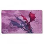 Tapis de Jeu Accessoires Pour Cartes Dragon Shield - Play Mat - Magenta 'Fuchsin' - Acc