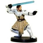 Star Wars Miniatures - The Clone Wars Star Wars Miniatures N°1/6 - General Obi-wan Kenobi [Star Wars Miniatures The Clone Wars - Starter] - Figurine Seule
