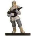 Star Wars Miniatures - The Force Unleashed Star Wars Miniatures 05 - Elite Hoth Trooper [Star Wars Miniatures - The Force Unleashed] [Figurine Seule]