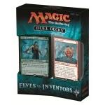 Decks d'Evénement & Commander & Duel Decks Magic the Gathering Duel Decks : Elves Vs. Inventors