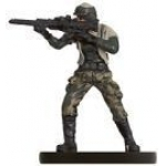 Star Wars Miniatures - The Force Unleashed Star Wars Miniatures 20 - Rebel Marksman [Star Wars Miniatures - The Force Unleashed] [Figurine Seule]