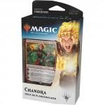 Préconstruits Magic the Gathering Dominaria - Planeswalker Deck - Chandra - Vert/Rouge