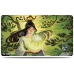 Tapis de Jeu Accessoires Pour Cartes Tapis De Jeu Ultra Pro - Playmat - Masters 25 - Azusa, Lost But Seeking - Acc