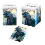 Boites de rangement illustrées Accessoires Pour Cartes Deck Box Ultra Pro 100+ - Dominaria - Karn - Acc