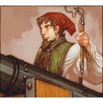 Pirates of Davy Jones' Curse Pirates --087--Firepot Specialist (Crew) -   Pirates of Davy Jones' Curse -
