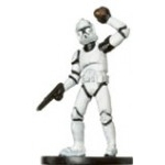 Star Wars Miniatures - Clone Strike Star Wars Miniatures 09 - Clone Trooper Grenadier [Star Wars Miniatures - Clone Strike]