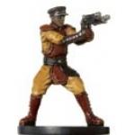 Star Wars Miniatures - Clone Strike Star Wars Miniatures 20 - Naboo Soldier [Star Wars Miniatures - Clone Strike]