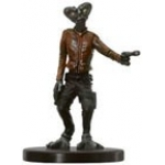 Star Wars Miniatures - Ch. of the Force Star Wars Miniatures 55 - Arcona Smuggler [Star Wars Miniatures - Champions of the Force]