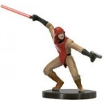 Star Wars Miniatures - Ch. of the Force Star Wars Miniatures 07 - Dark Jedi [Star Wars Miniatures - Champions of the Force]