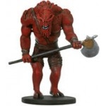 Star Wars Miniatures - Ch. of the Force Star Wars Miniatures 14 - Massassi Sith Mutant [Star Wars Miniatures - Champions of the Force]