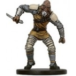 Star Wars Miniatures - Bounty Hunters Star Wars Miniatures 15 - Aqualish Assassin [Star Wars Miniatures - Bounty Hunters]