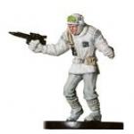 Star Wars Miniatures - Rebel Storm Star Wars Miniatures 08 - Hoth Trooper [Star Wars Miniatures - Rebel Storm]