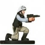 Star Wars Miniatures - Rebel Storm Star Wars Miniatures 18 - Rebel Trooper [Star Wars Miniatures - Rebel Storm]