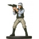 Star Wars Miniatures - Rebel Storm Star Wars Miniatures 19 - Rebel Trooper [Star Wars Miniatures - Rebel Storm]