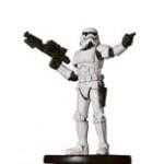 Star Wars Miniatures - Rebel Storm Star Wars Miniatures 39 - Stormtrooper Officer [Star Wars Miniatures - Rebel Storm]