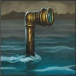 Pirates of the Mysterious Island Pirates 106 - Periscope (Treasure) - Pirates of the Mysterious Island