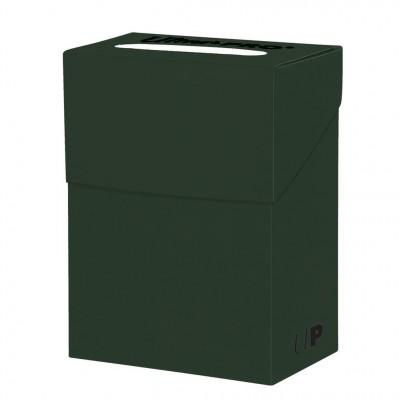 Boites de Rangements Accessoires Pour Cartes Deck Box - Polydeck - Vert Foret