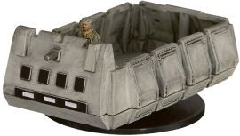 Star Wars Miniatures - The Force Unleashed 21 - Rebel Troop Cart [Star Wars Miniatures - The Force Unleashed]