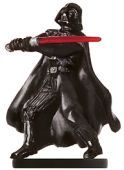 Star Wars Miniatures - The Force Unleashed Star Wars Miniatures 32 - Darth Vader, Unleashed [Star Wars Miniatures - The Force Unleashed]
