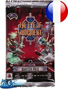 The Eye of Judgment Autres jeux de cartes The Eye of Judgment - Booster Biolith's Rebellion Set 2 (en Français)