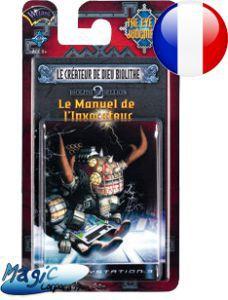 The Eye of Judgment The Eye of Judgment - Préconstruit Set 2 Le créateur de dieu biolithe (en Français)