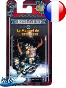 The Eye of Judgment Autres jeux de cartes The Eye of Judgment - Préconstruit Set 2 Le créateur de dieu biolithe (en Français)