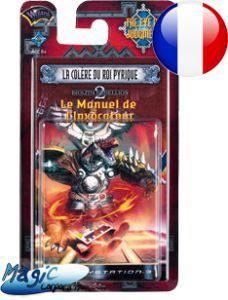The Eye of Judgment Autres jeux de cartes The Eye of Judgment - Préconstruit Set 2 La colère du roi Pyrique (en Français)