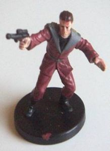 Knights of the Old Republic 35 - General Wedge Antilles [Star Wars Miniatures - Knights of the Old Republic]