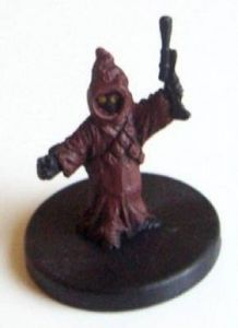 Star Wars Miniatures - Knights of the Old Republic 42 -  Jawa Scout [Star Wars Miniatures - Knights of the Old Republic]