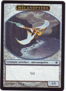 Tokens Magic Accessoires Pour Cartes Token/Jeton - Eclats D'alara - Mécanoptère