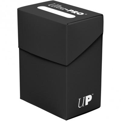 Boites de Rangements Accessoires Pour Cartes Deck Box Ultra Pro Polydeck - Noir