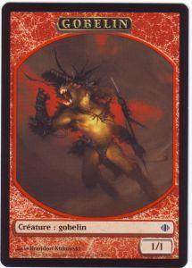 Tokens Magic Magic the Gathering Token/Jeton - Eclats d'Alara - Gobelin