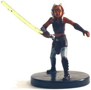 Star Wars Miniatures - The Clone Wars Star Wars Miniatures 002 - Ahsoka Tano [The Clone Wars]
